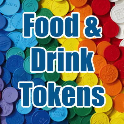 Drink & Food Tokens